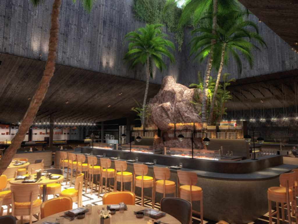 Chotto Matte restaurant project pic inside
