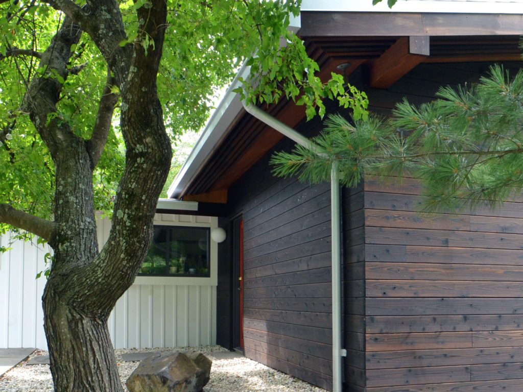 S Residence Yakisugi reference project